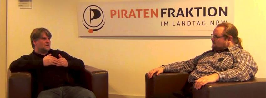 Open Antrag - Gespräch mit Kai Schmalenbach, MdL Piratenfraktion NRW