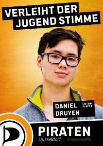 Daniel Druyen - Kandidat in Düsseldorf