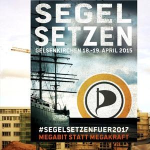 PIRATEN NRW - SEGELSETZENFUER2017 - MEGABIT STATT MEGAKRAFT - PL