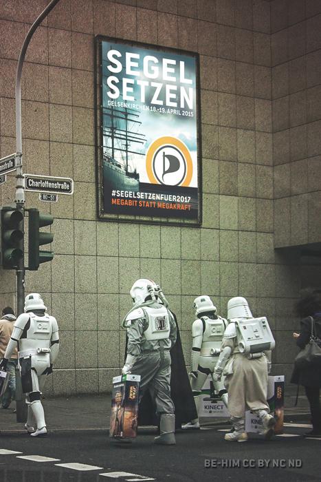 SEGELSETZENFUER2017 - KOMMEN DU MUSST - be-him CC BY NC ND