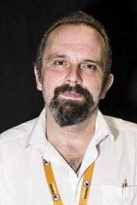 PIRATEN - BUNDESPARTEITAG WUERZBURG - KRISTOS THINGILOUTHIS - FO
