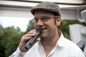 PIRATEN NRW - PATRICK SCHIFFER - LANDESVORSITZENDER - FOTO be-hi