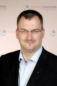 Michele Marsching - MdL - Fraktionsvorsitzender PIRATEN NRW - Foto: Fraktion