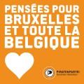 PENSEES - BRUXELLES - 22-03-2016