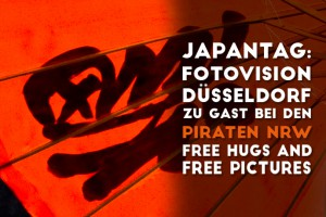 JAPANTAG 2016 - PIRATEN NRW - FOTOVISION - FOTO be-him CC BY NC