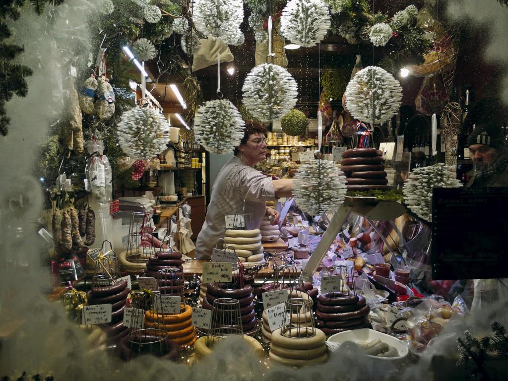 Foto: Weihnachtliche Extrawurst CC BY-NC 3.0 Kira Stein